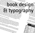 book typography, page design, layout, indexing & direct to ebook
