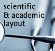 design & layout of scientific, academic and training manuals & guides